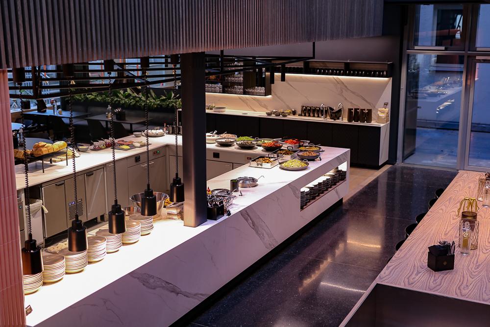 storkjøkken til kantine og personalrestauranter
